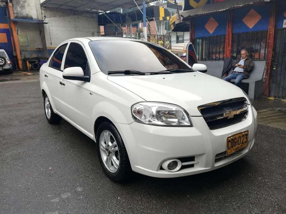 Chevrolet Aveo Emotion 2008 - 139000 km
