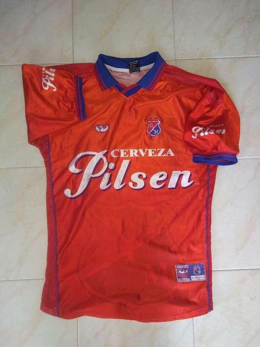 Camiseta D. Independiente Medellin 2000