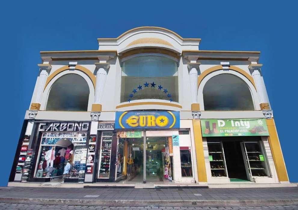 Venta de Edificio Comercial Euro en Ibarra