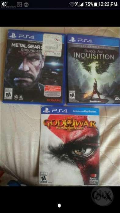Juegos Playstation 4
