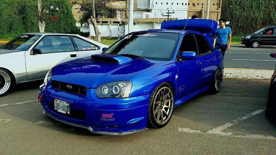 Subaru Impreza 2004 - 112000 km