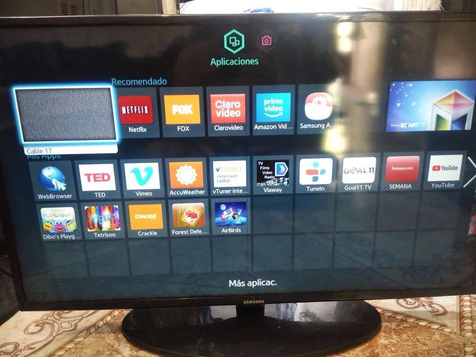 Vendo Tv Samsung Smart Tv 3d
