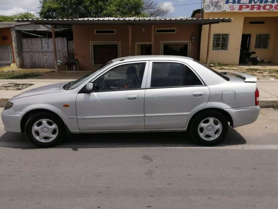 Mazda Allegro 2003 - 219269 km