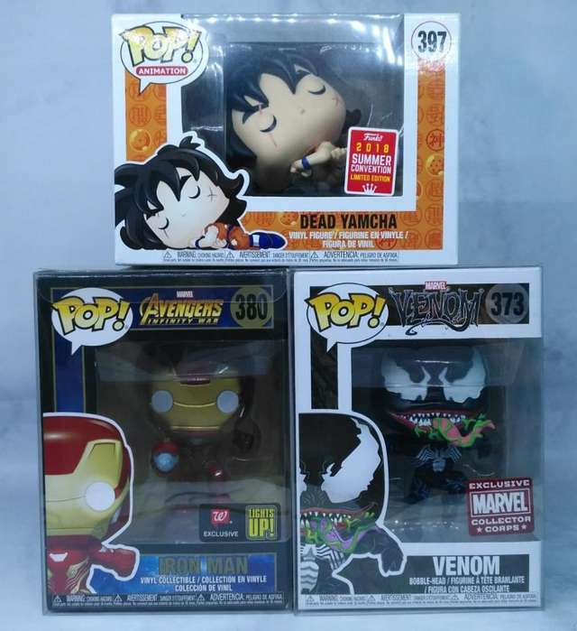 Funko Pop! Disponibles