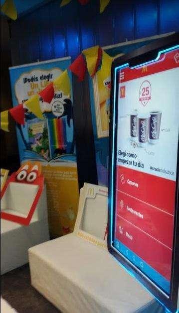 Alquiler de Tv Led, Lcd, Totem Publicidad en ROSARIO