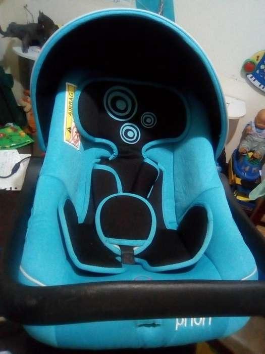 Silla porta beb para auto