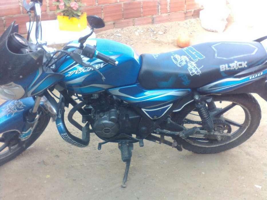 Vendo Moto Discovr Modelo 2012