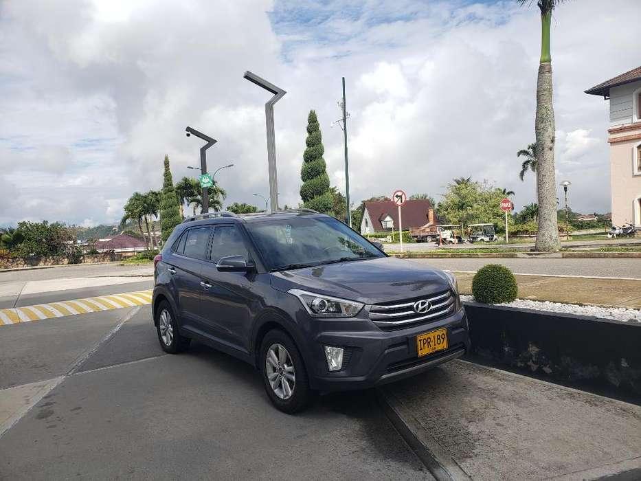 Hyundai Creta 2017 - 34000 km