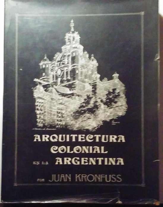 ARQUITECTURA COLONIAL EN LA ARGENTINA