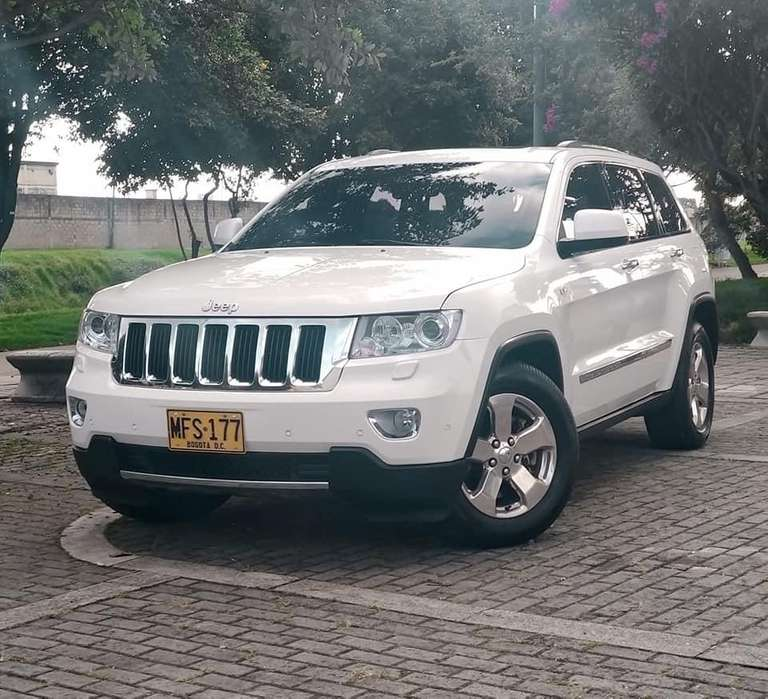 <strong>jeep</strong> GRAND CHEROKEE 2012 - 88060 km