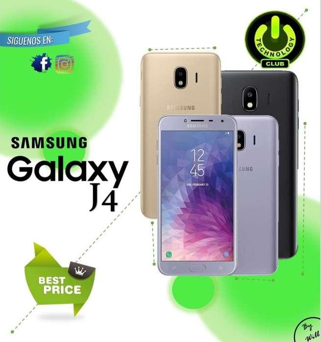 <strong>samsung</strong> Galaxy J4 Todos los colores y libres / Tienda física Centro de Trujillo / Celulares sellados Garantia 12 Meses