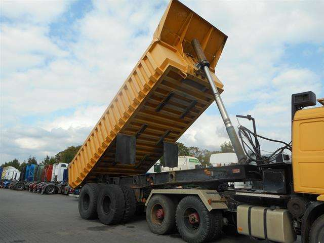 Diversen FORSS PARATOR 30M³ 2 AXLE FULL STEEL - To be Imported