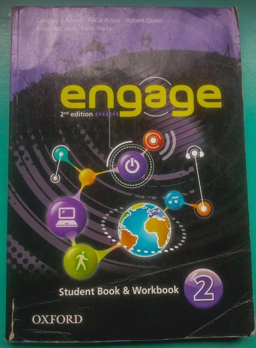 Engage 2 (2nd edition) - Student Book & Workbook
