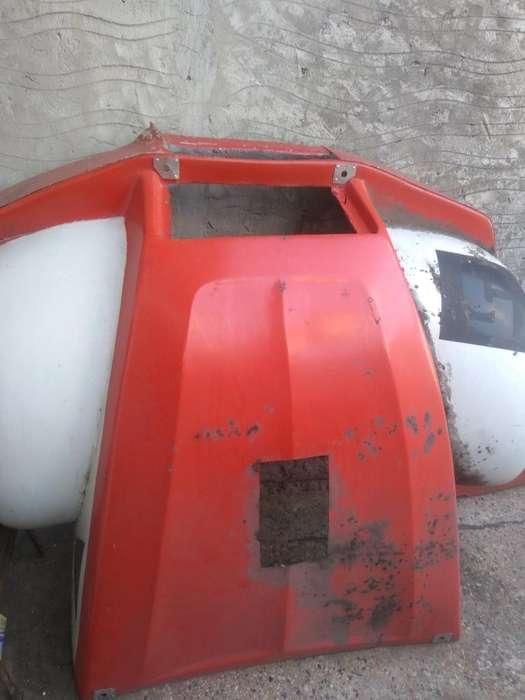 Motor Citroen 3cv