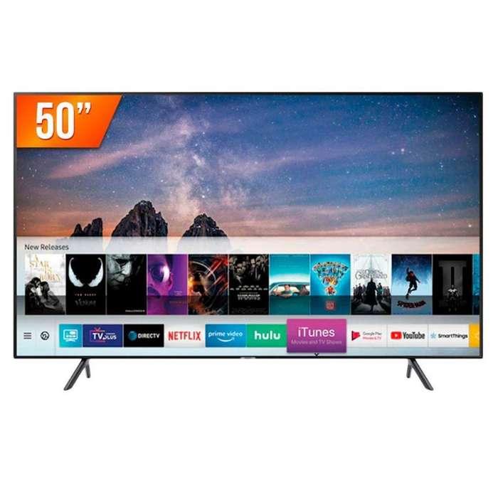 Smart Tv 50 Pulgadas Samsung 4k