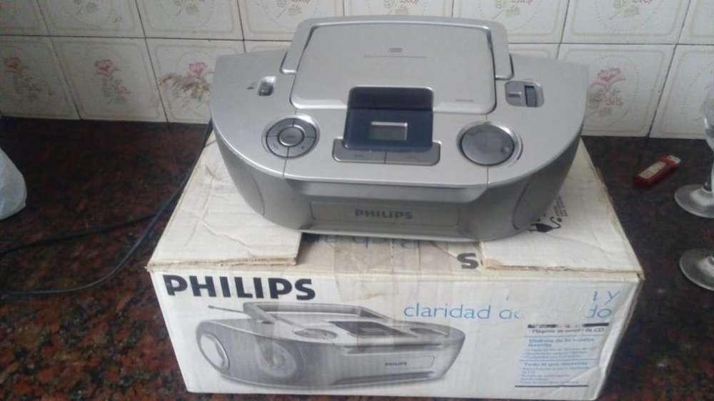 Vendo Grabadora Philips