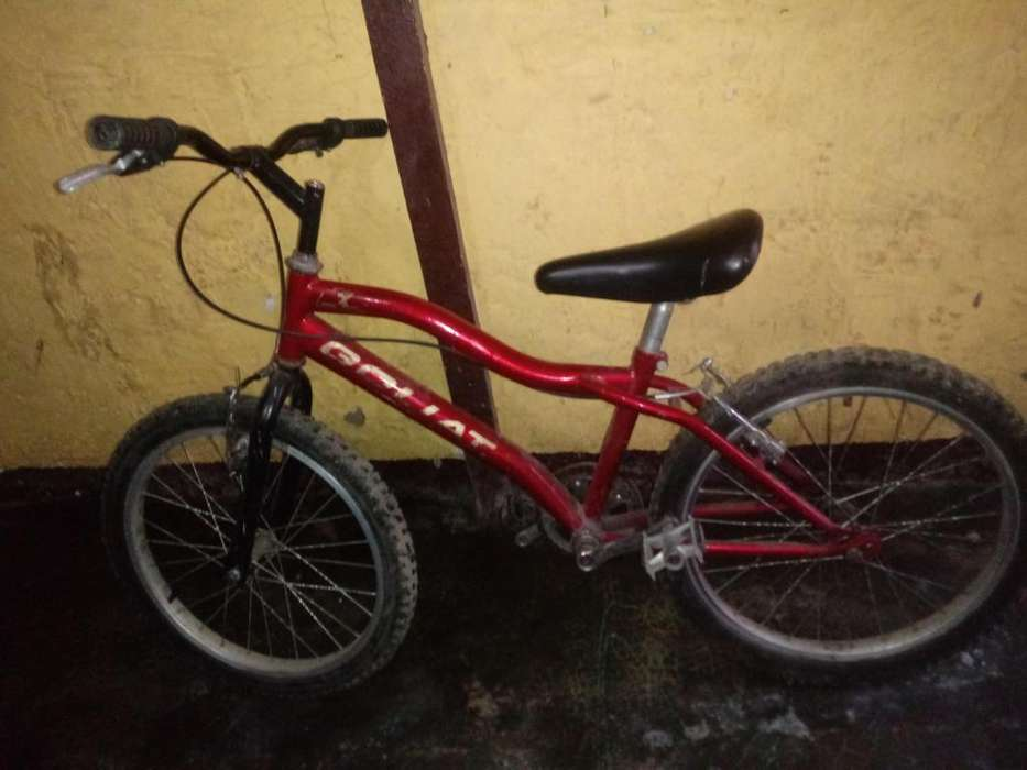 Bicicleta para nio
