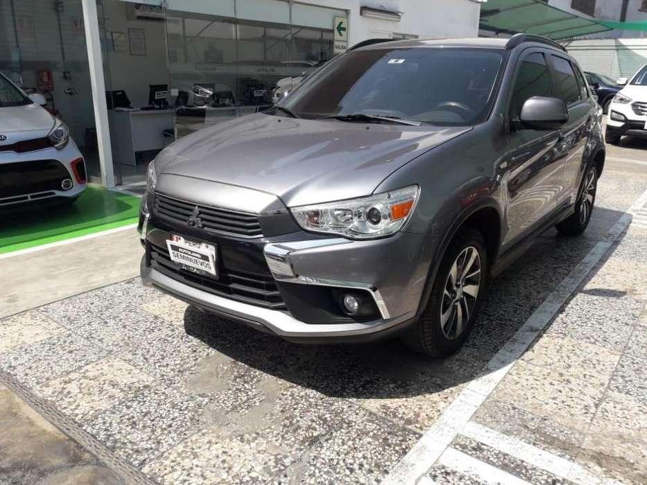 Mitsubishi ASX 2017 - 34525 km