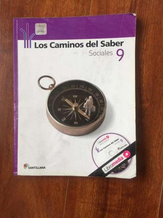 LOS CAMINOS DEL SABER 9