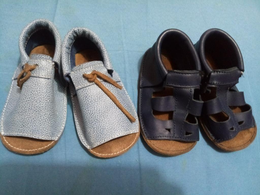 fcf02e1469e90 Zapatos Mocs Bebe Varon - Lima