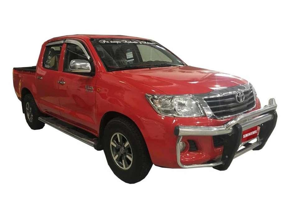 Toyota Hilux 2015 - 80493 km