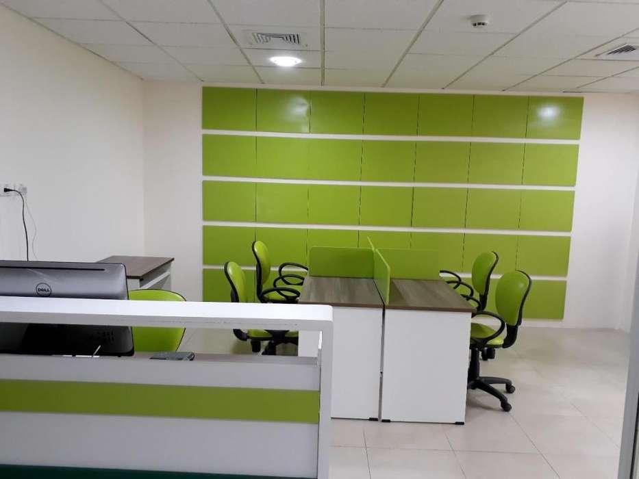 Vendo Oficina Amoblada 52 m² <strong>edificio</strong> Sky Building