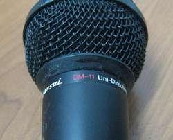 Micrófono Alto Rendimiento Sansui Dm11 Unidir En Martinez