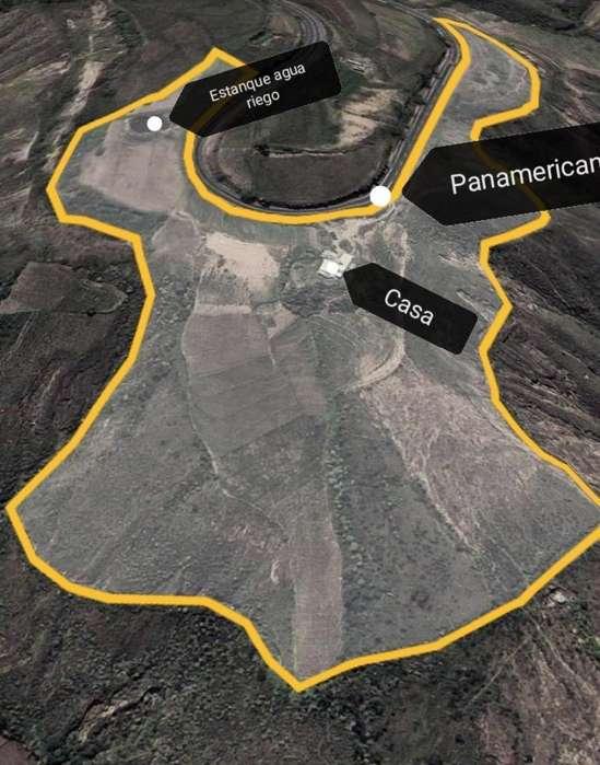 Terreno de Venta 10 Hectareas 0960156200
