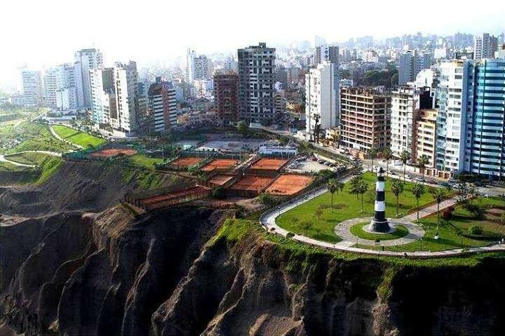 Departamento flat con vista al mar, Miraflores