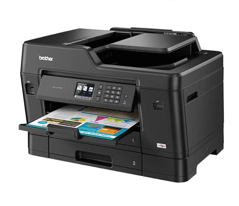 Impresora Brother J6730 Multifuncional A3 WIFI ADF DUPLEX MFC J6730DW Impresora A3