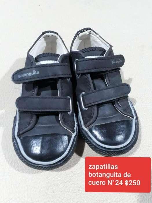 Zapatillas Niño T 24