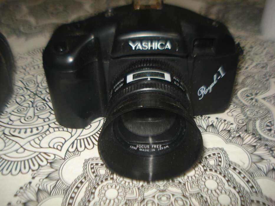 Camara De Fotos Yashica Royal 1 Completa No Envio