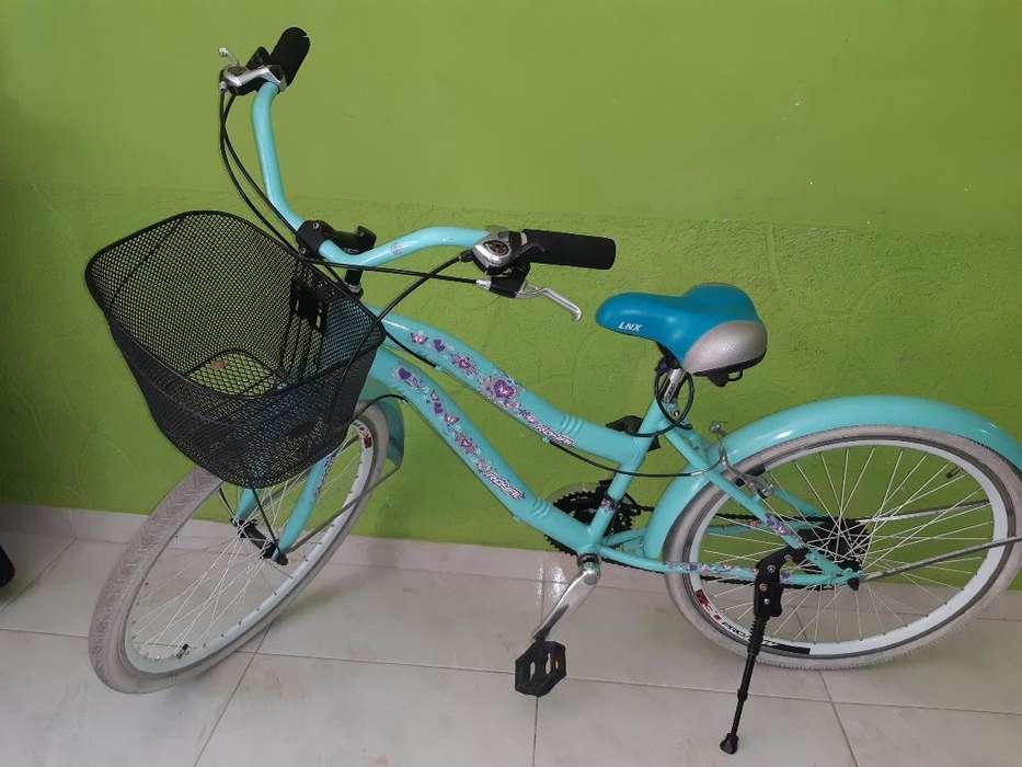 Bicicleta Lnx