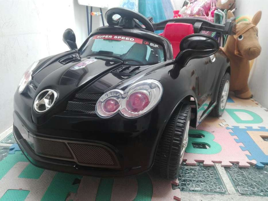 Espectacular Carro Infantil