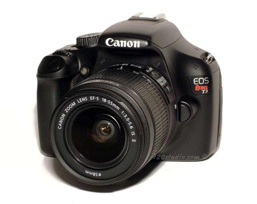 Canon Eos Revel T3