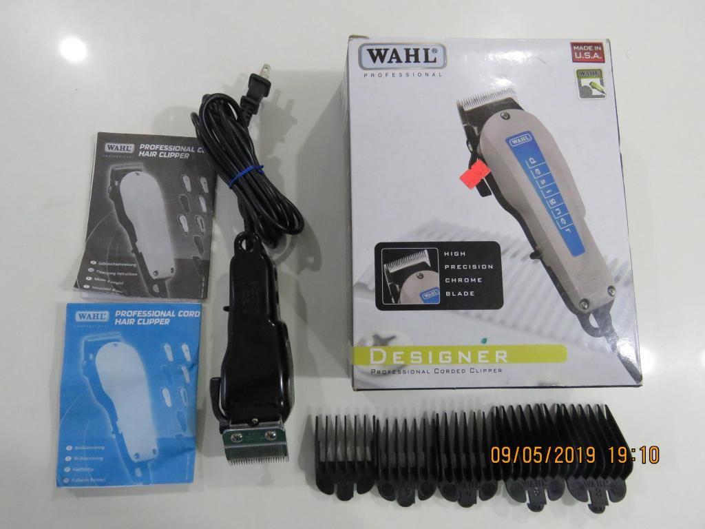 VENDO Maquina rasuradora WAHL