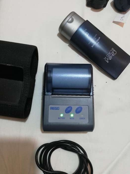 Impreso de Láser Bluetooth
