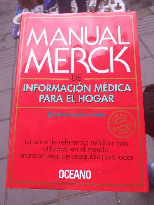 Libro de Medicina para El Hogar Merck