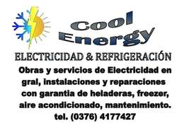 Service de Aire Y Electricidad