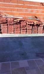 Vendo Lote de 400 Tejas Francesas.usadas
