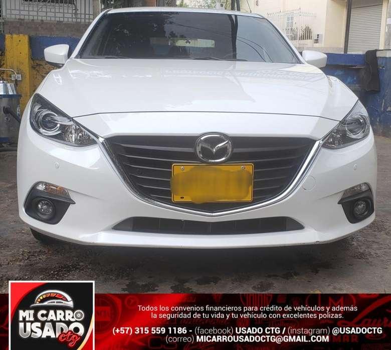 Mazda Mazda 3 2017 - 20000 km