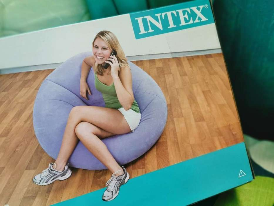 Sillón Inflable Marca Intex