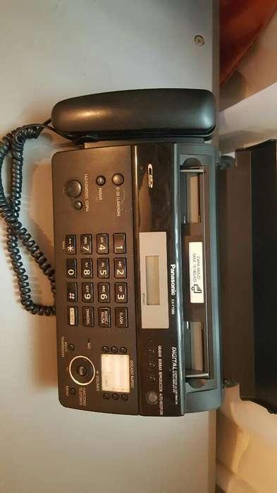 <strong>fax</strong> Y Conmutador Panasonic