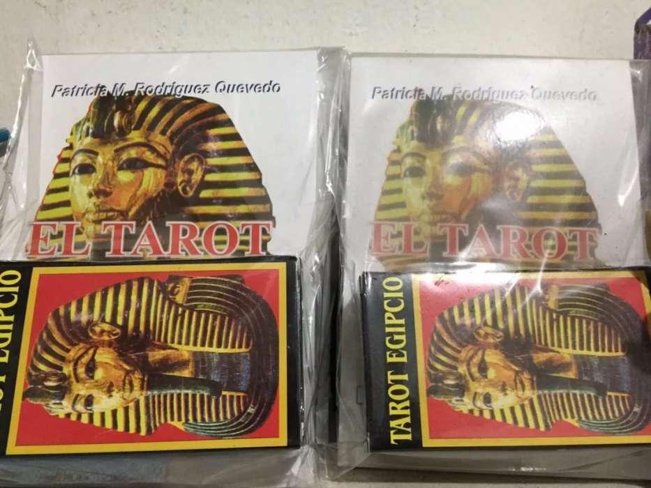 Libro El TAROT EGIPCIO Incluye Cartas.