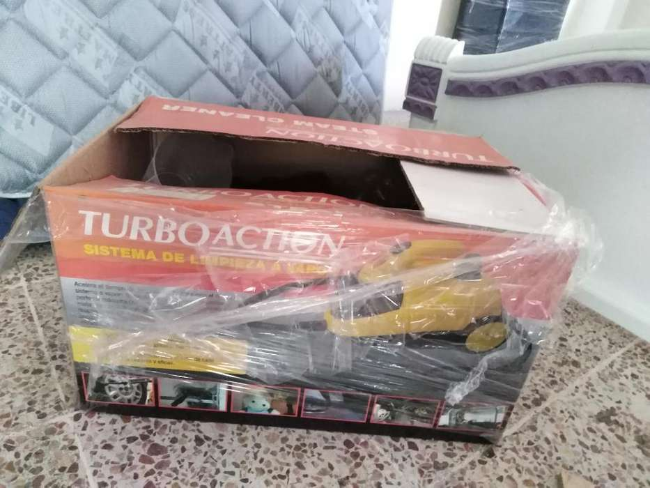 de Remate. Aspiradora Turbo Action.
