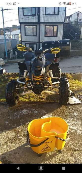 Can Am 450