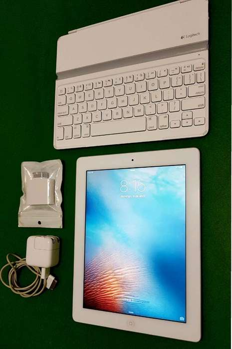 Apple iPad 3 Retina, 32gb, Wi Fi, Blanco
