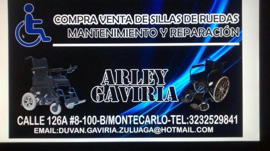 MANTENIMIENTO Y REPARACION DE SILLAS DE RUEDAS TEL 3232529841