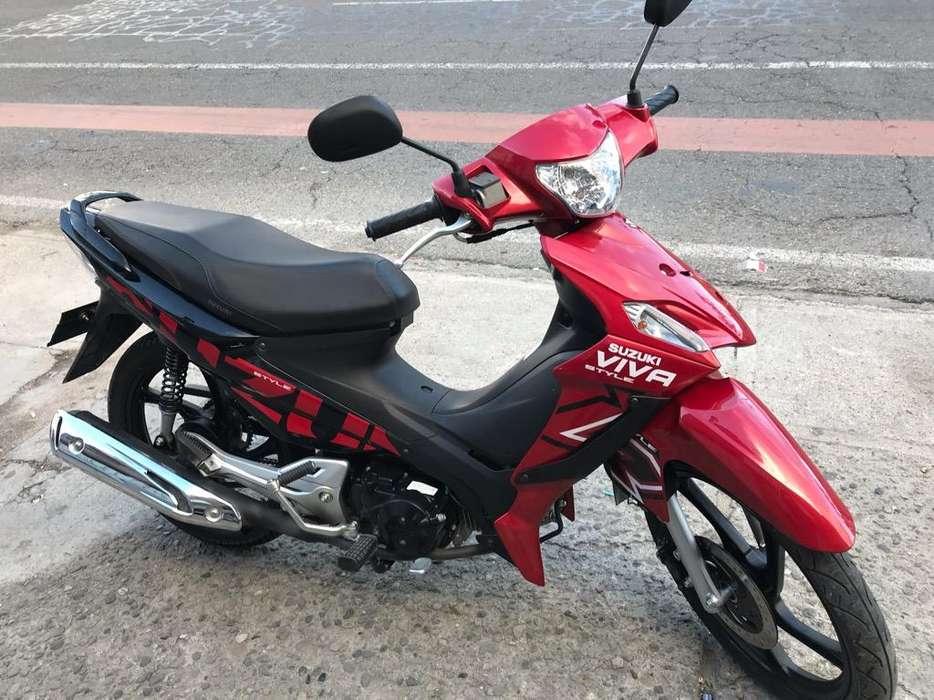 Hermosa Suzuki Viva 115