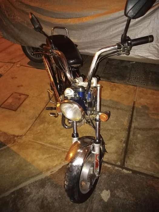 Moto Usada Dat 70